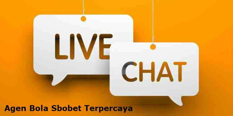 mencari layanan livechat di aplikasi sbobet