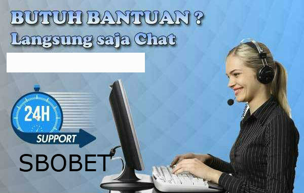 sistem pelayanan livechat di situs sbobet